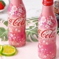 现货 日本进口铝瓶装 可口可乐2019限定收藏版�;�可乐饮料250ml