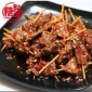 【牙签牛肉】湖南手工零食邵阳糖粒子麻辣办公室小吃现炒美食70g